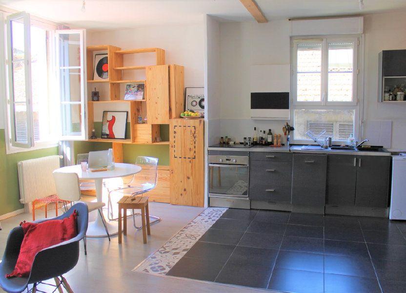 Appartement à vendre 78.58m2 à Bordeaux