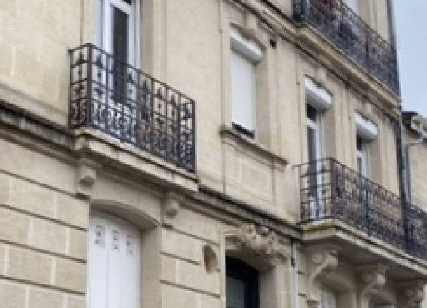 Appartement à vendre 36.1m2 à Bordeaux