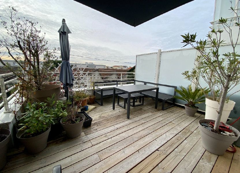 Appartement à vendre 108m2 à Bordeaux