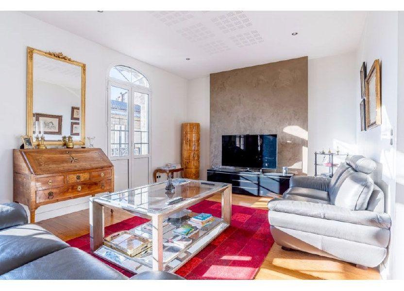Maison à vendre 118m2 à Bordeaux
