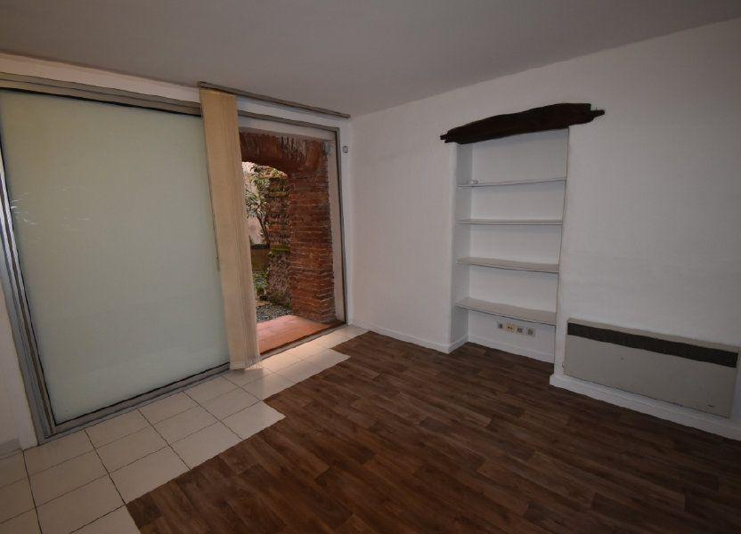 Appartement à vendre 35m2 à Toulouse