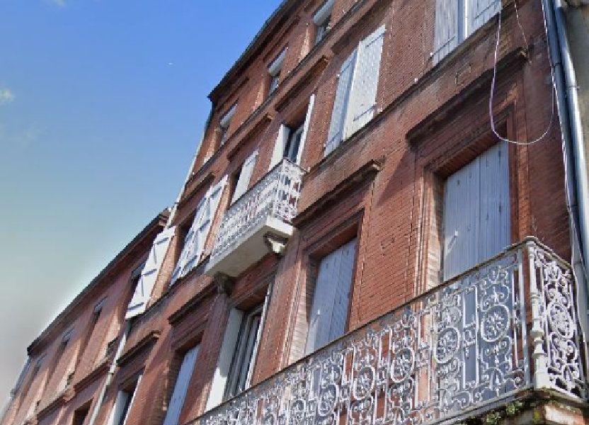 Immeuble à vendre 340m2 à Toulouse