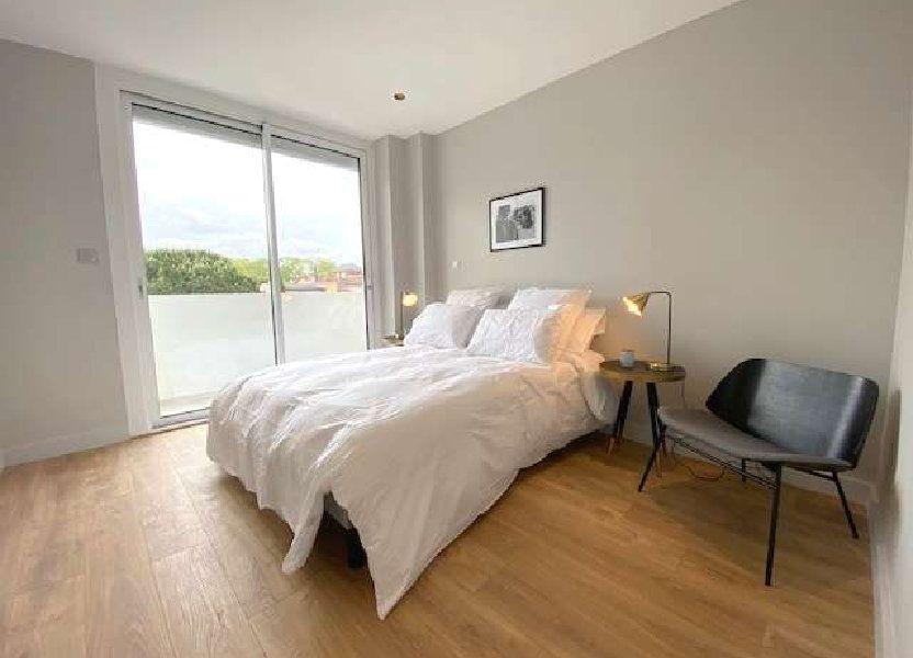 Appartement à vendre 38.2m2 à Toulouse