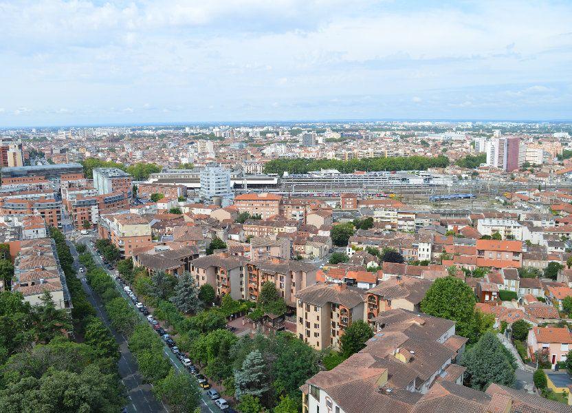 Appartement à vendre 109m2 à Toulouse