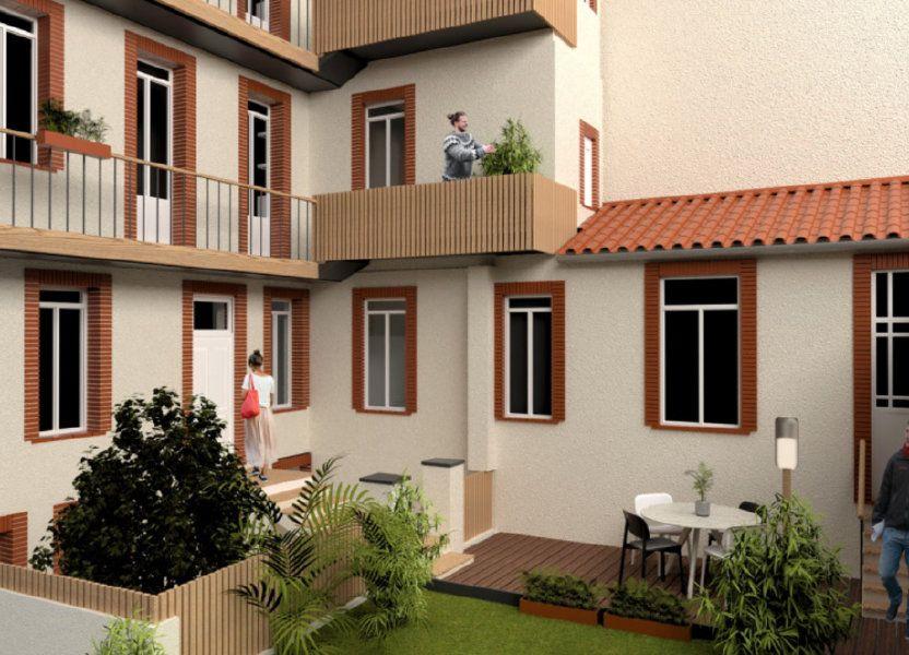 Appartement à vendre 57.98m2 à Toulouse