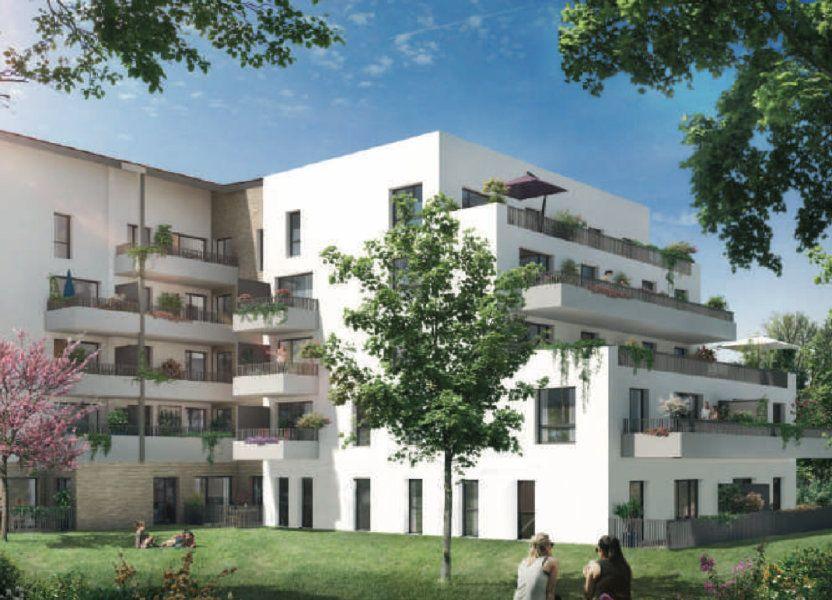 Appartement à vendre 87.28m2 à Toulouse