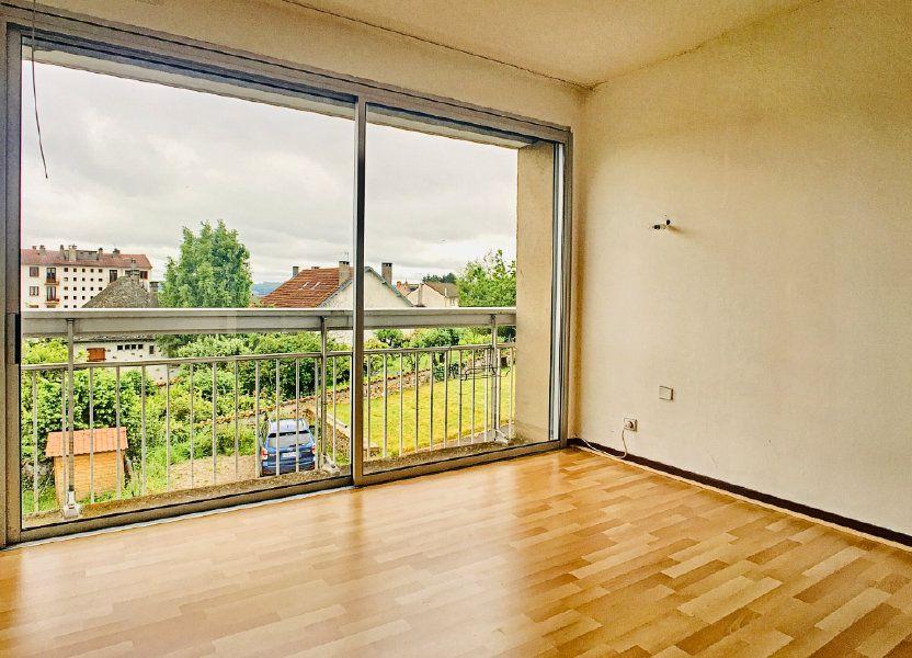 Appartement à louer 88.51m2 à Aurillac