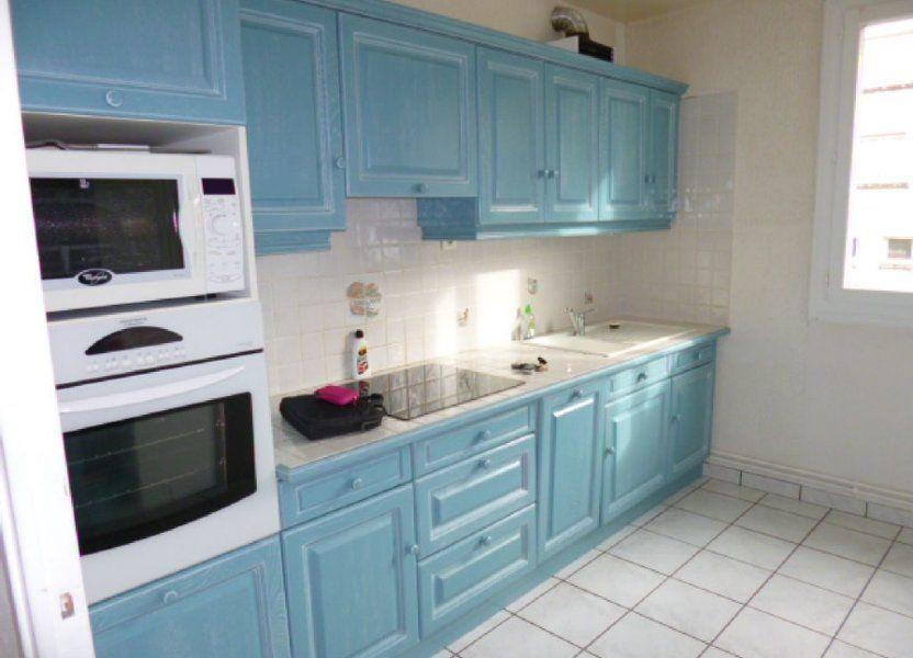 Appartement à louer 70.41m2 à Aurillac
