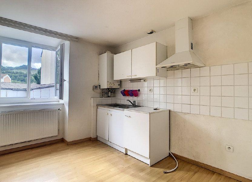 Appartement à louer 49.42m2 à Aurillac