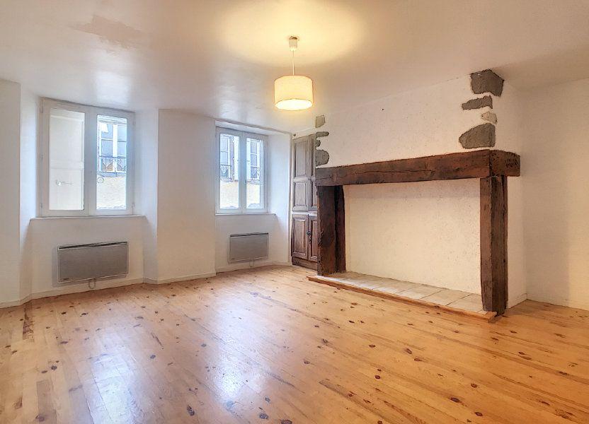 Appartement à louer 51m2 à Aurillac