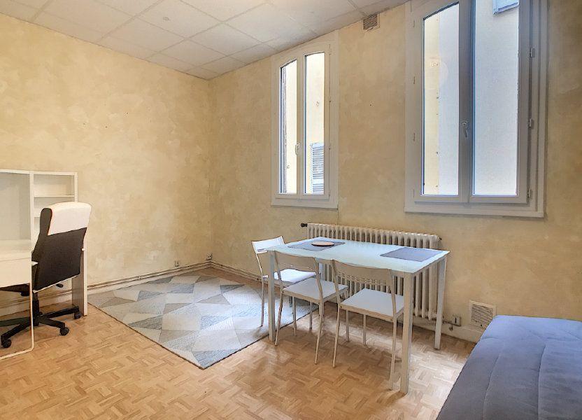 Appartement à louer 29.5m2 à Aurillac