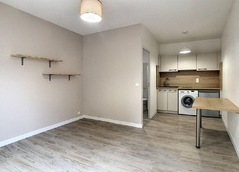 Appartement à louer 19.91m2 à Aurillac