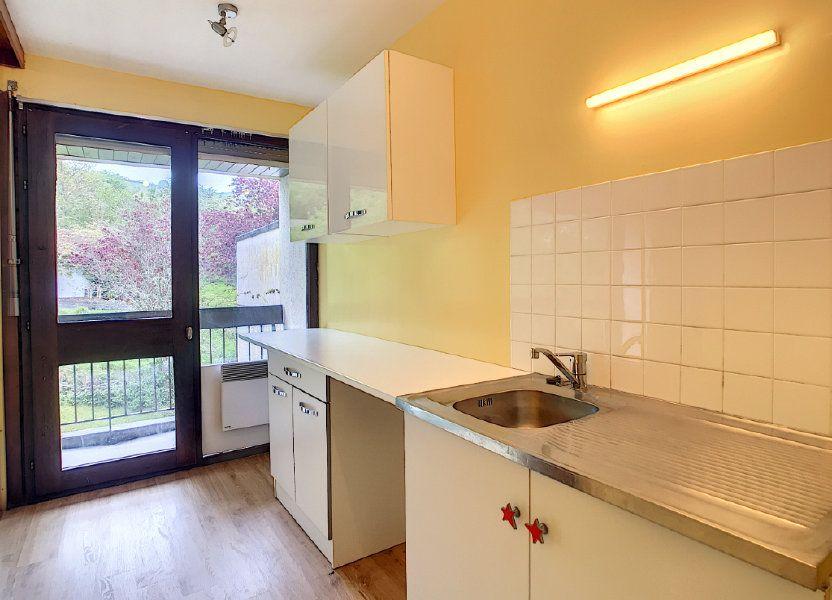 Appartement à louer 30.46m2 à Aurillac
