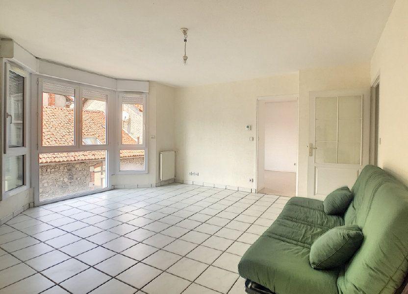 Appartement à louer 54.8m2 à Aurillac