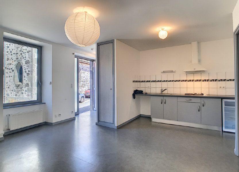 Appartement à louer 39.37m2 à Jussac