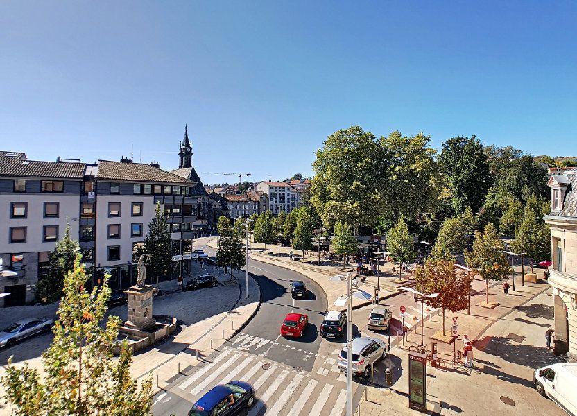 Appartement à louer 71.04m2 à Aurillac