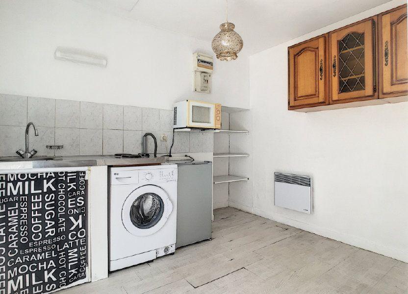 Appartement à louer 23.03m2 à Aurillac