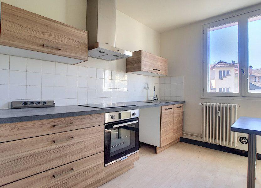 Appartement à louer 63.15m2 à Aurillac
