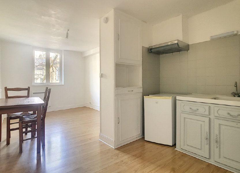 Appartement à louer 18.12m2 à Aurillac