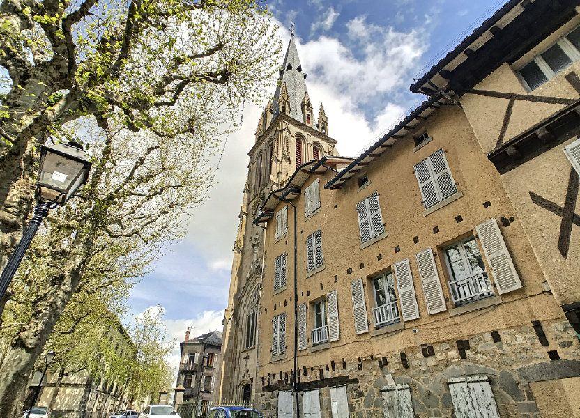 Appartement à louer 41.51m2 à Aurillac