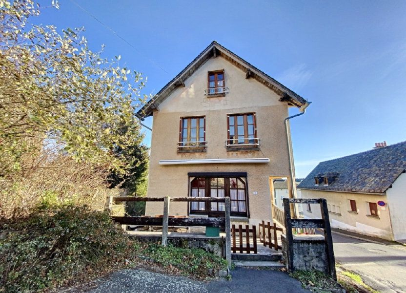 Maison à vendre 100m2 à Montsalvy