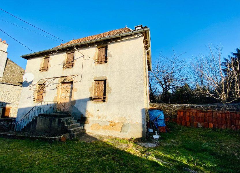 Maison à vendre 105m2 à Saint-Santin-Cantalès