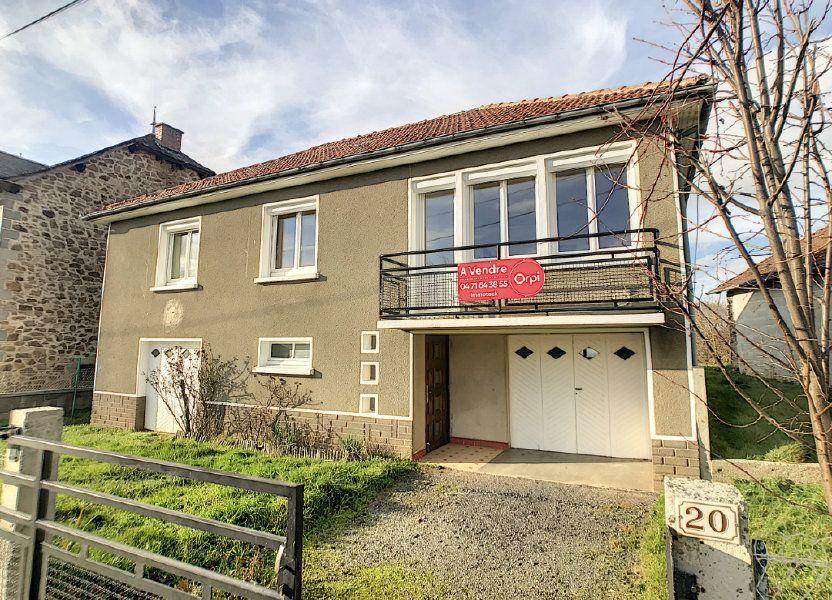 Maison à vendre 78m2 à Cassaniouze