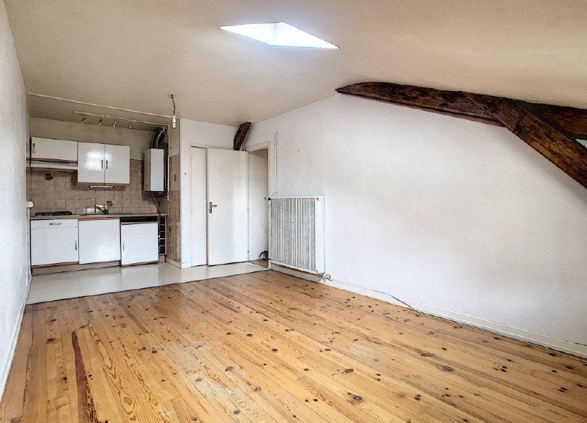 Appartement à louer 44.28m2 à Aurillac