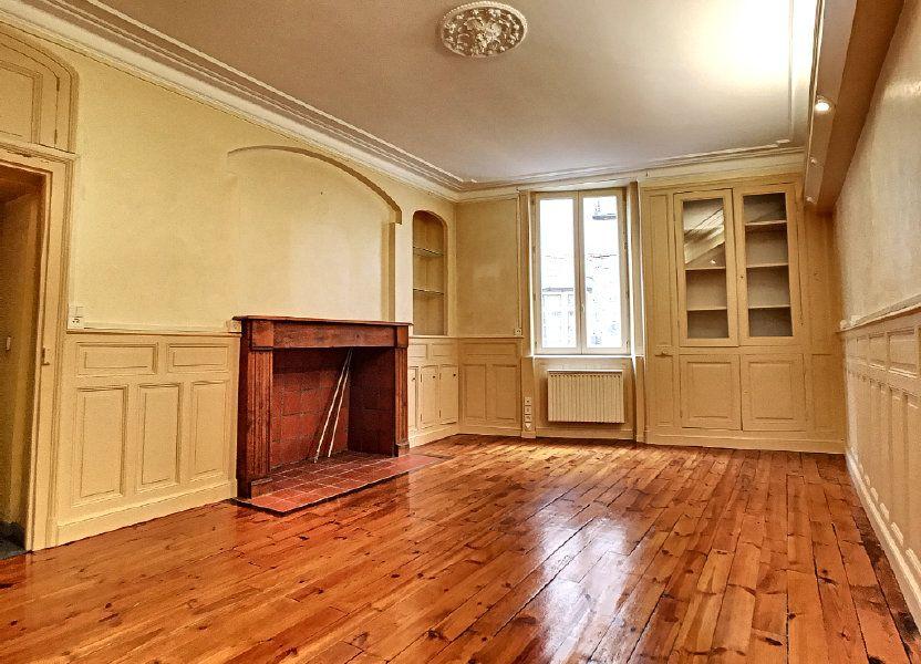 Appartement à vendre 74m2 à Aurillac