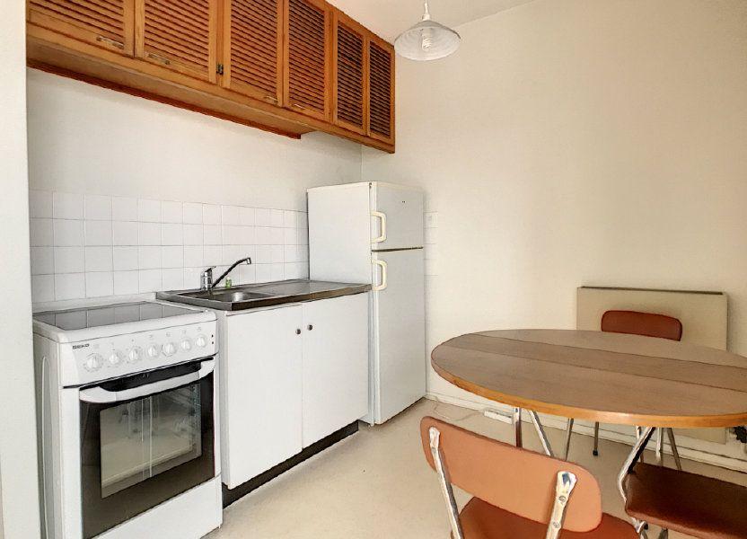 Appartement à louer 31.22m2 à Aurillac