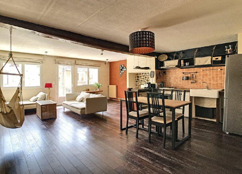 Appartement à vendre 91.5m2 à Aurillac