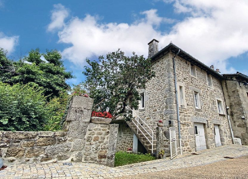 Maison à vendre 64m2 à Marcolès