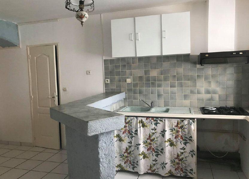 Appartement à vendre 58.35m2 à Mèze