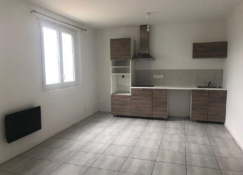 Appartement à louer 42.46m2 à Pézenas