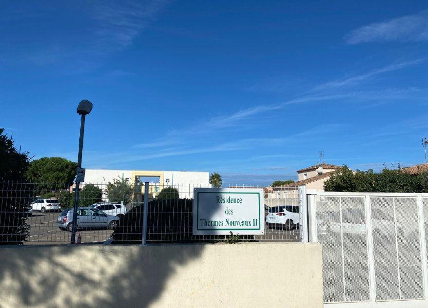Stationnement à louer 12m2 à Balaruc-les-Bains