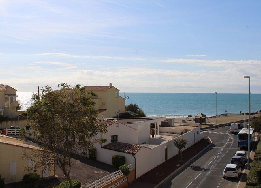 Appartement à vendre 34.68m2 à Le Cap d'Agde - Agde