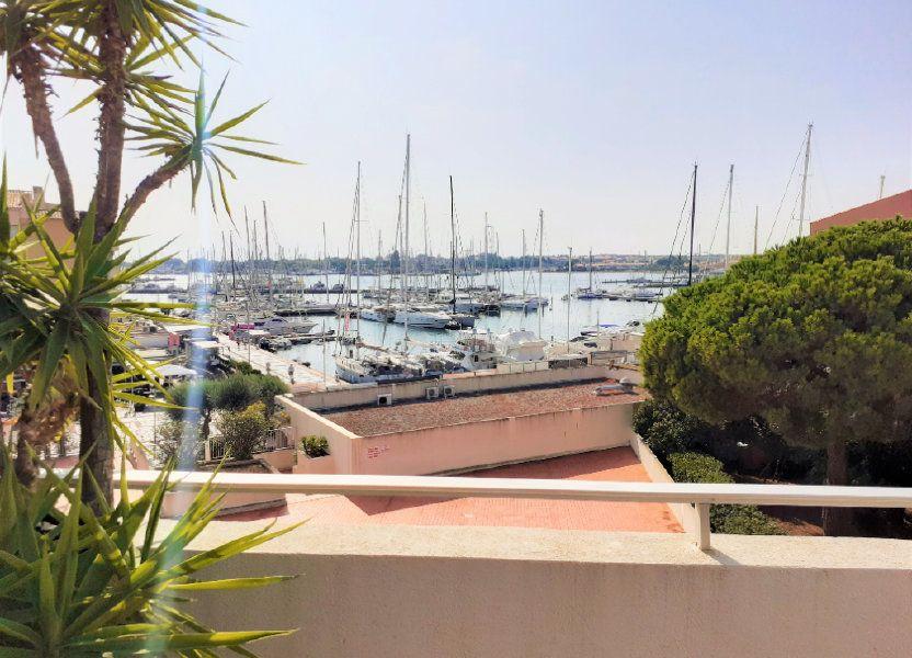 Appartement à vendre 74.83m2 à Le Cap d'Agde - Agde