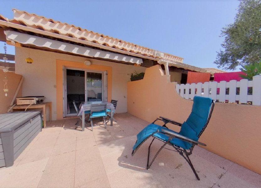 Maison à vendre 33.05m2 à Le Cap d'Agde - Agde