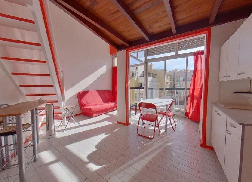 Appartement à vendre 29.79m2 à Le Cap d'Agde - Agde