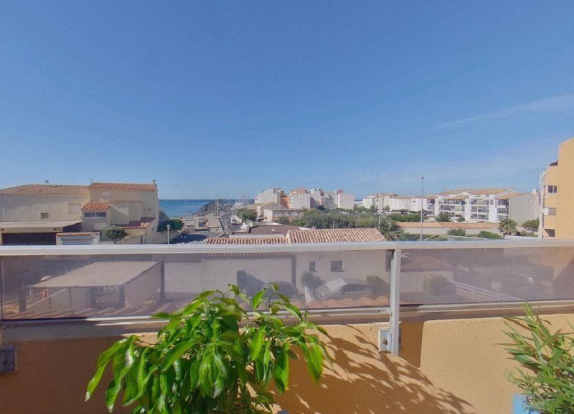 Appartement à vendre 37.74m2 à Agde