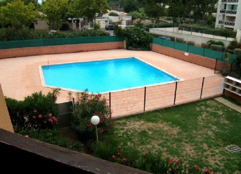 Appartement à vendre 24.28m2 à Le Cap d'Agde - Agde