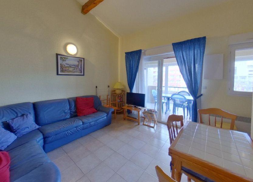 Appartement à vendre 44.4m2 à Le Cap d'Agde - Agde