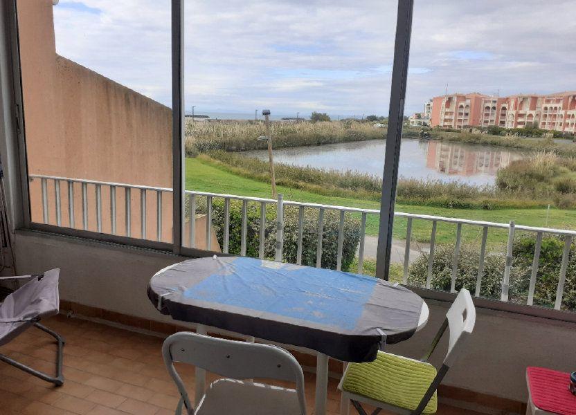 Appartement à vendre 32m2 à Le Cap d'Agde - Agde