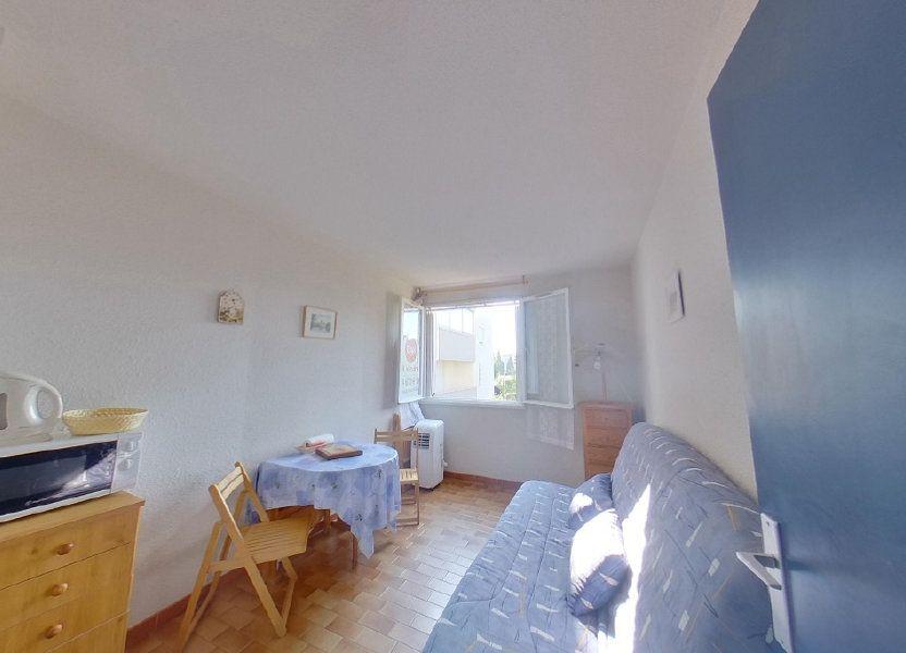 Appartement à vendre 19.33m2 à Le Cap d'Agde - Agde