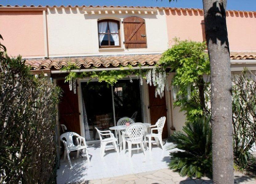 Maison à vendre 39.85m2 à Le Cap d'Agde - Agde