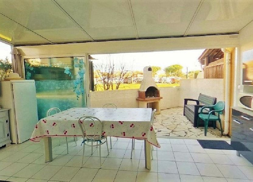 Maison à vendre 33.8m2 à Le Cap d'Agde - Agde