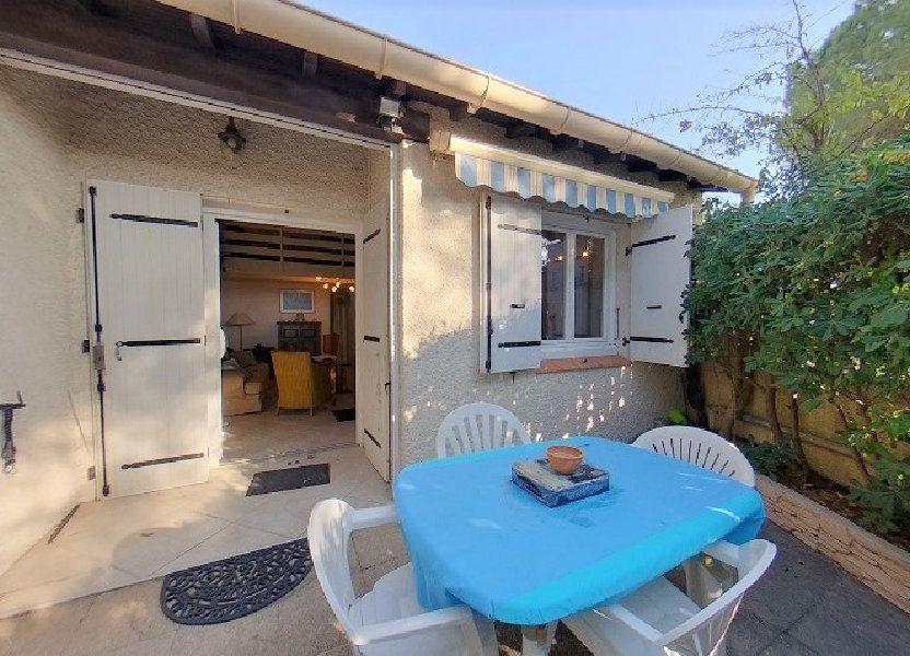 Maison à vendre 65.57m2 à Le Cap d'Agde - Agde