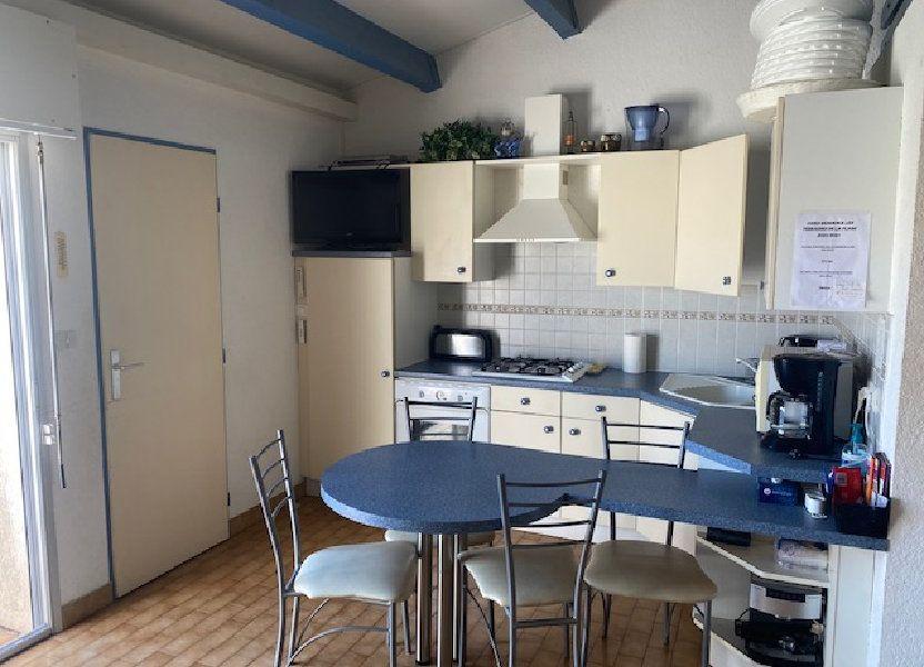 Appartement à vendre 26.45m2 à Le Cap d'Agde - Agde