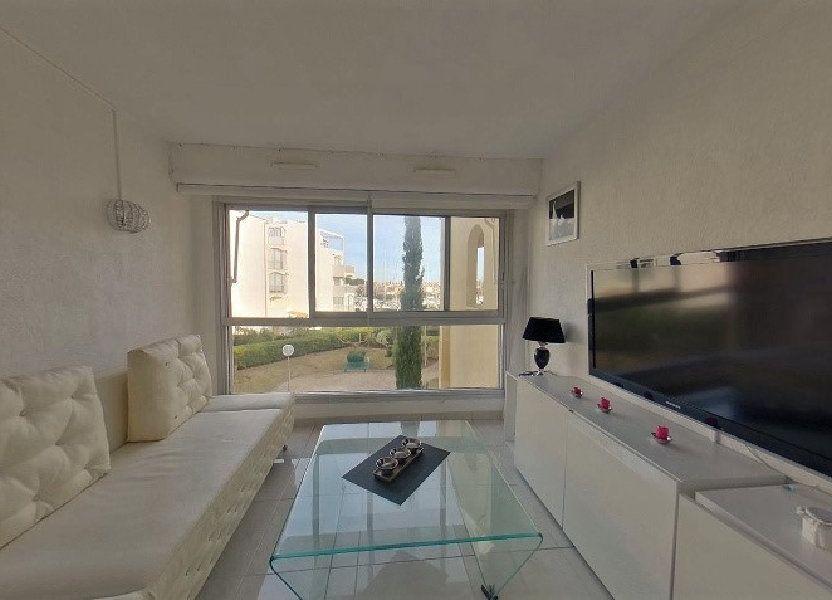 Appartement à vendre 20.83m2 à Le Cap d'Agde - Agde