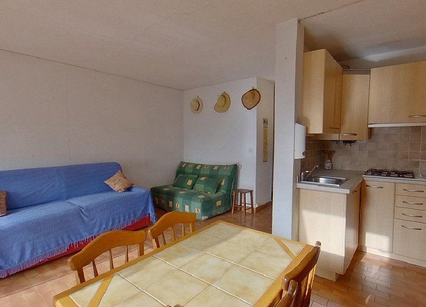 Appartement à vendre 29.41m2 à Le Cap d'Agde - Agde